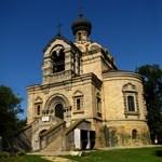 The church St Nicolas from Roznov – Neamt County