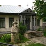 The Memorial House Calistrat Hogas from Piatra Neamt