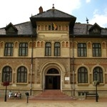 The Art Museum from Piatra Neamt