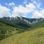 The Legend of Ceahlau Mountain