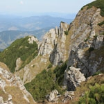 The Legend of Piatra Ciobanului Stone from Ceahlau Mountain