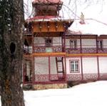 The Memorial House I. I. Mironescu – Tazlau