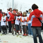 "The Opening of Cozla Ski Slope at the Snow Festival ""Piatra Pe Zapada"""