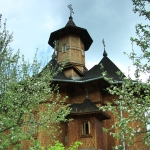 Touristic route from Agapia Monastery to Agapia Veche Hermitage