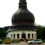 Agheazmatar Building from Neamt Monastery