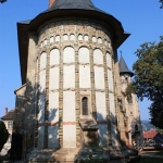 """St Ioan Botezatorul"" Church from Piatra Neamt"