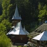 """""""Sfanta Cruce"""" Monastery – Neamt County"""