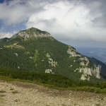 Touristic guide for Ceahlau Mountain from Neamt County