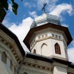 """St Joan the Baptizer"" Church from Piatra Neamt"
