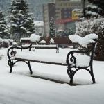 Winter has come in Piatra Neamt