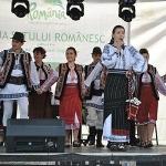 """""""Floricica de la munte"""" and """"Mugurasii Marginenilor"""" at """"The days of Romanian village"""""""