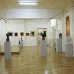 The Art Museum from Piatra Neamt 2013