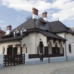 The exhibition of the Ethnography Museum from Piatra Neamt