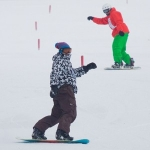 The ski season is now open in Piatra Neamt