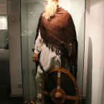 """Museum of History and Archaeology in Piatra Neamt, temporary exhibition """"Dacians from Moldavia confluence with Siret"""""""