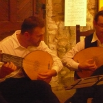 Lute Festival in Neamt Fortress
