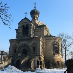 "Church ""St. Nicholas"" from Roznov"