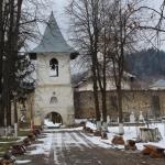 Tazlău Monastery
