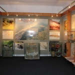 The main exhibition of the Museum of History and Ethnography Targu Neamt