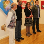 Opening exhibition of naive painting Gheorghe Ciobanu – Piatra Neamt Art Museum