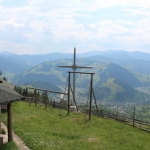 Armindeni * at Bicaz Chei – climbing the sheep at the sheepfold