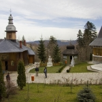Old wooden churches from Neamț County