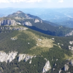 The Legend of Toaca Peak from Ceahlău