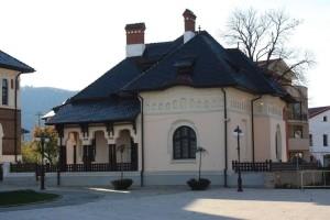 The Ethnographical Museum in Piatra-Neamţ