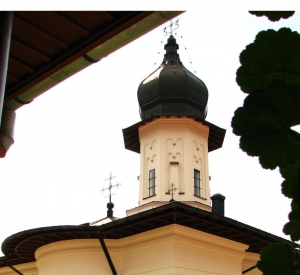 Agapia Convent from Neamț County