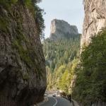 Cheile Bicazului-Hăşmaş National Park, from Neamț County