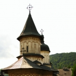 Secu Monastery from Neamț County
