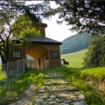 The Horăicioara Convent`s Spring, a place of healing