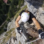 Via Ferrata – extreme climbing in Neamţ County