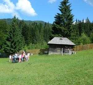 Summer camps with interactive activities at Durău Mountain Resort