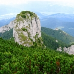 "Ceahlău Massif – ""a giant who's forehead is caressed by the sun"""