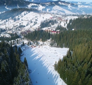 Durău Park – fun in the snow in the Mountain Resort in Neamţ County