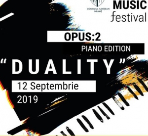 We are thrilled to invite you to Neamţ Music Festival!