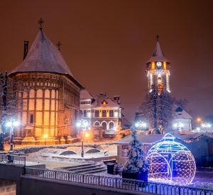 Spend your winter holidays in Neamţ County!