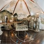 More than a museum or an exhibition: Ceahlău National Park Visitors' Centre