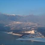 Winter landscapes – Lake Izvoru Muntelui