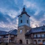 Neamţ Monastery throught the lens of Mihail OPRESCU