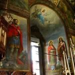 nicolae-grigorescu-paintings-agapia-monastery