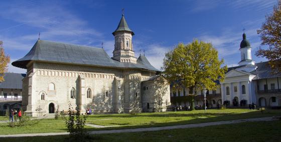 Neamt County - Monasteries