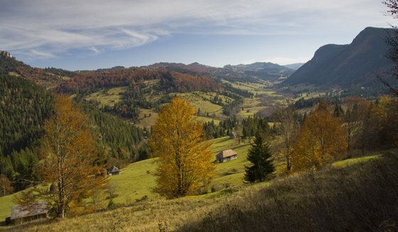 Neamt County - Natural Parks