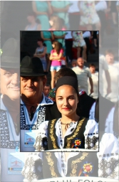 "International Folklore Festival ""Ceahlaul"""