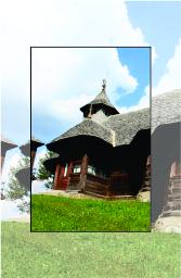 Wooden Church of Bicazu Ardelean – Goat Runlet