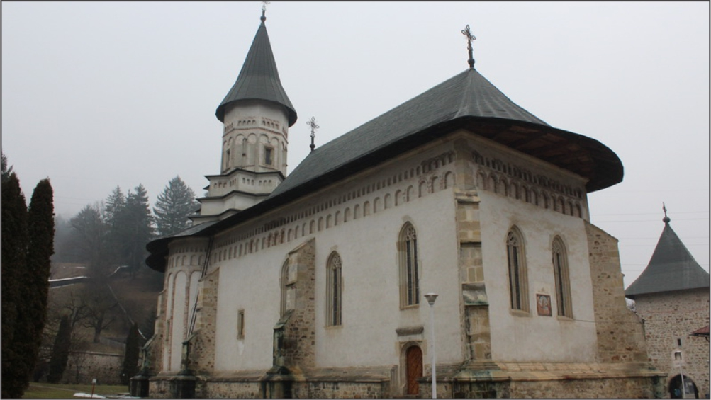 Bistrita Monastery video