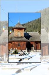 Wooden church Grinţieş