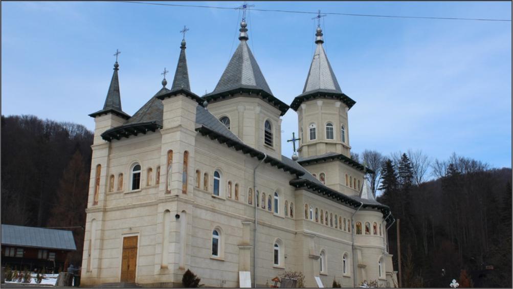 Nechit Monastery video