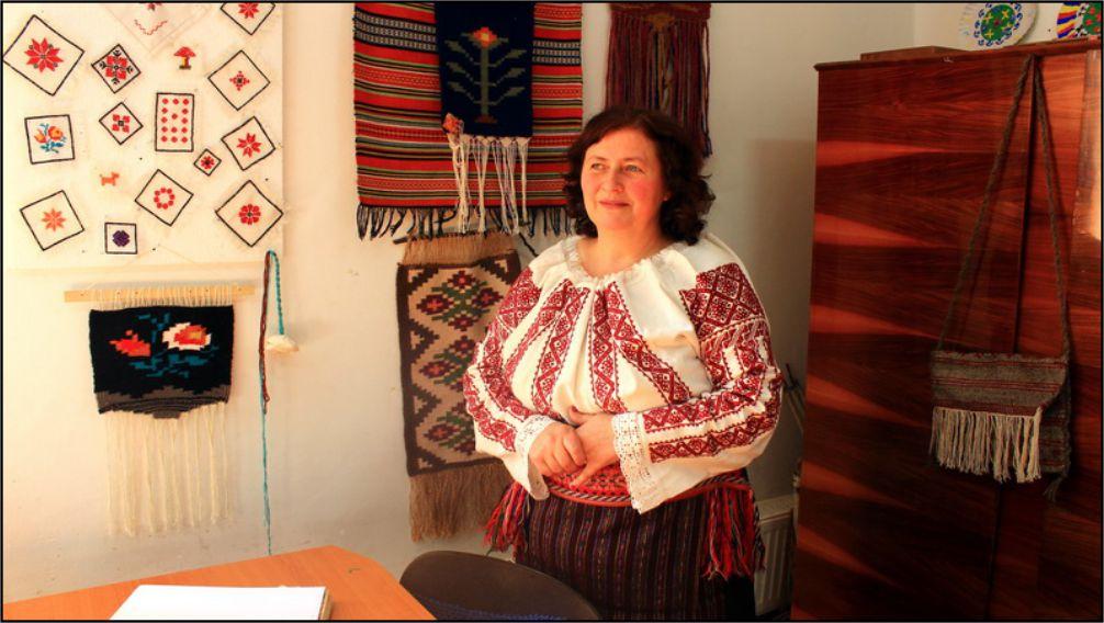 Craftsman Maria Robut